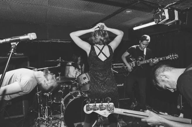 picture taken from rolo tomassi's facebook page