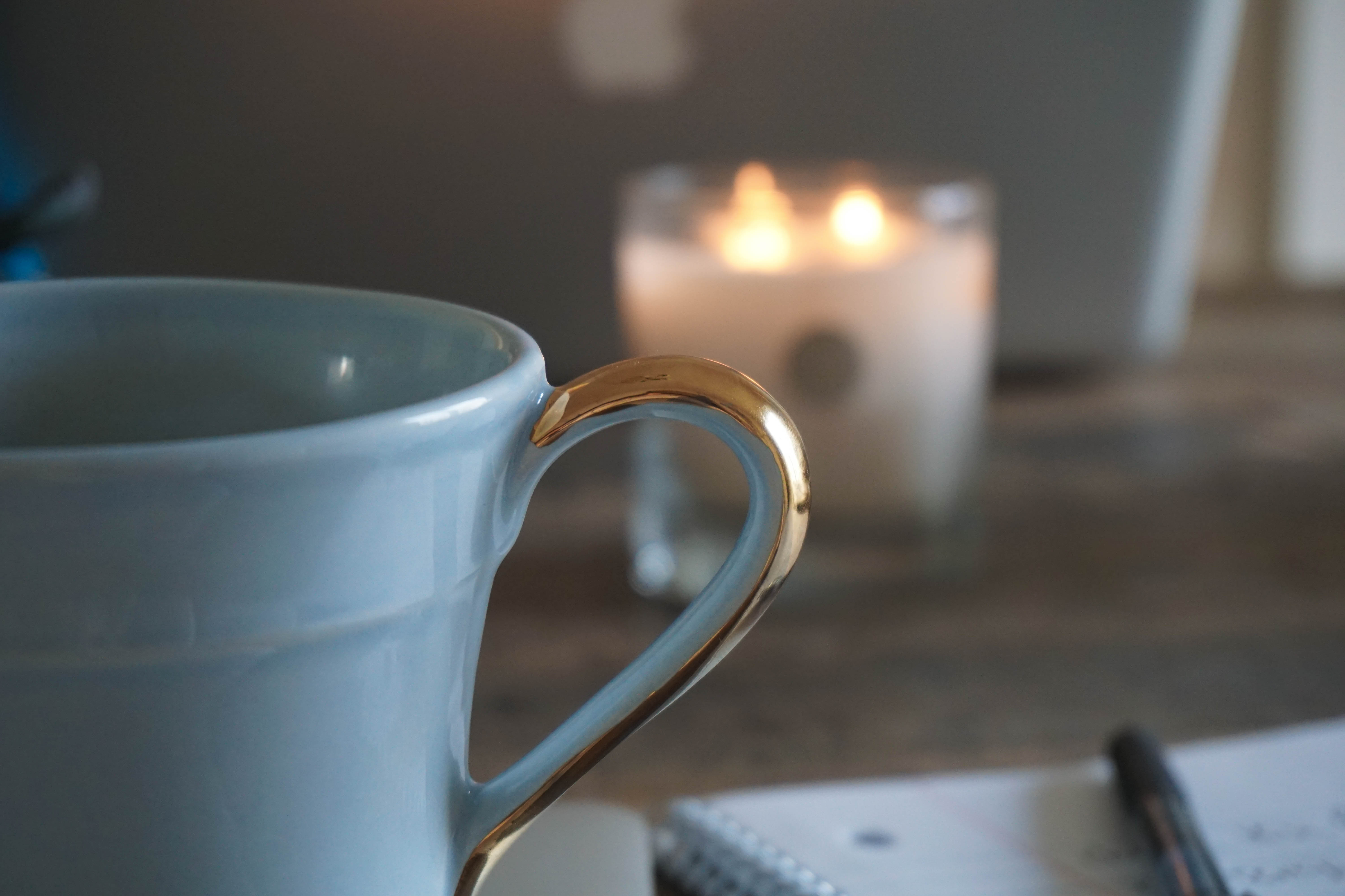 tea+candle+notebook